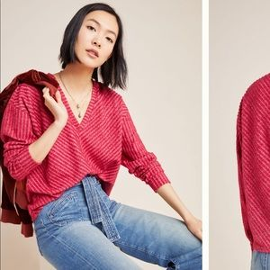 Cute Anthropologie pullover sweater